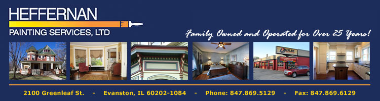 Deerfield, IL 60015 Painter Home
